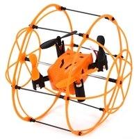 ใหม่มาถึงRCจมูกD RonองศาQ Uadcopterที่มีไฟLED