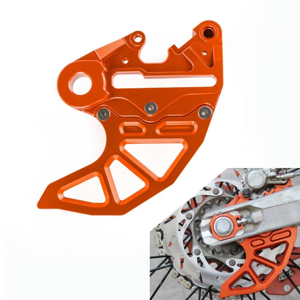 Cubierta del protector del rotor del disco de freno trasero con - Accesorios y repuestos para motocicletas