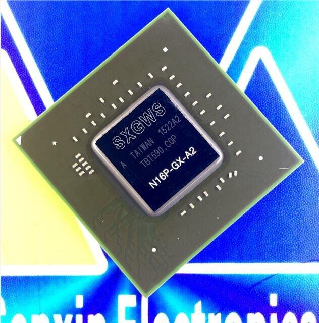 100% brand nieuwe en originele N16P GX A2 N16P GX A2 BGA Chipset met loodvrij ballen