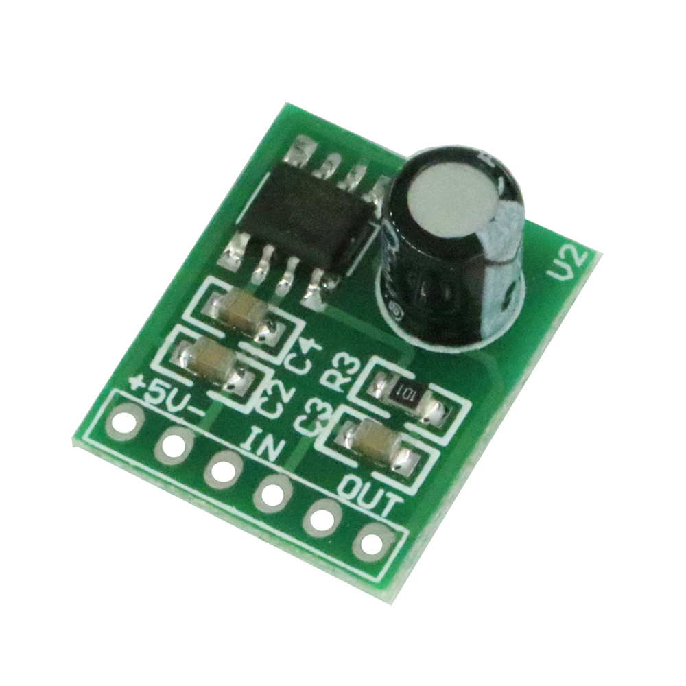 1PCS 3-5V 5W Single Channel Digital Audio XPT8871 Li-ion Lithium Amplifier Board