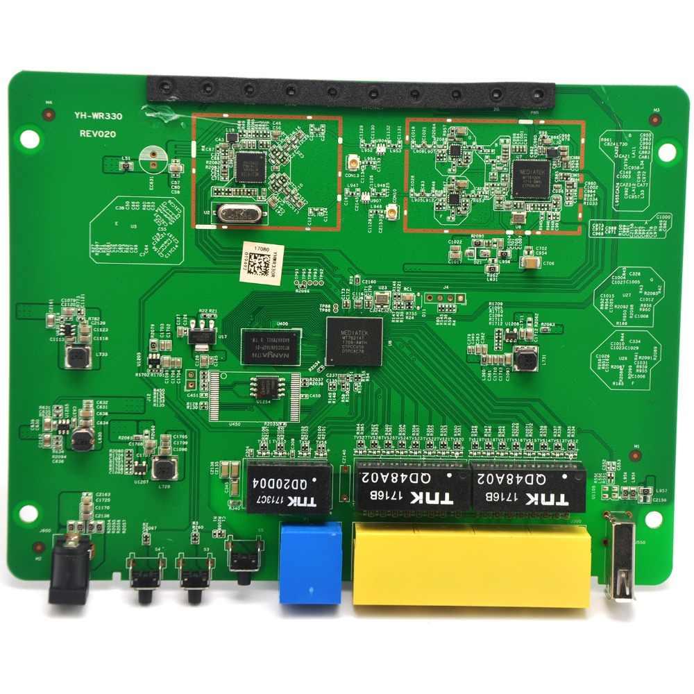 MTK MT7621A 1200Mbps 802 11ac 5GHz OPENWRT Router Gigabit Wireless WiFi  Router USB VPN Padavan Firmware + 128MB RAM/16MB Flash