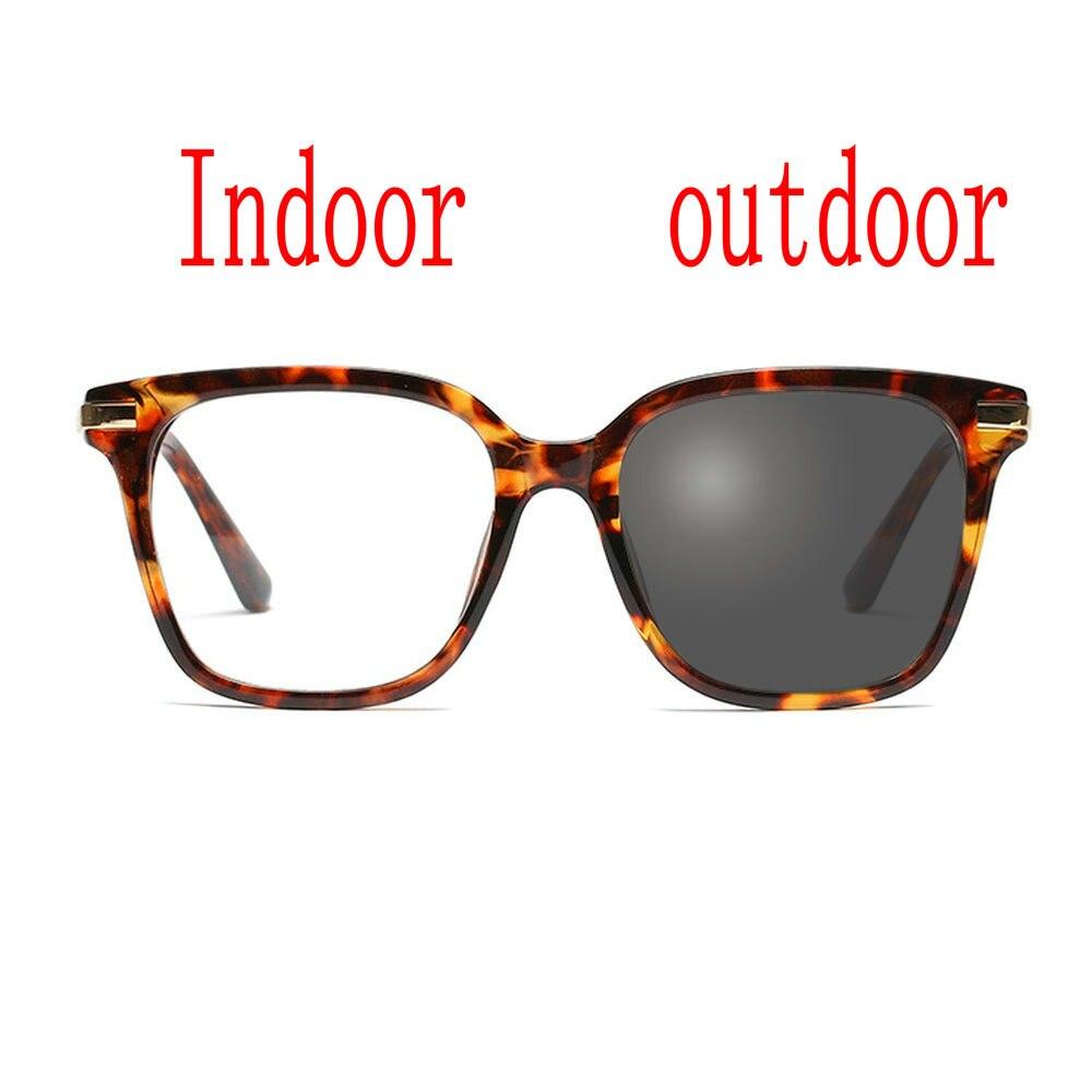 Retro classic simple cat progressive reading glasses fashion men and women color multi-focus graduation glasses with box FML