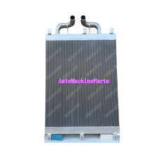 New Aluminium Hydraulic Oil Cooler For Hyundai R450 7 Machine