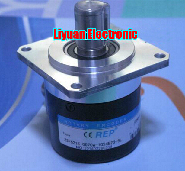 ZSF6215 007CW 1024BZ3 5L REPro spindle encoder / 1024P / R machine Rotary encoder 1024P-in Electronics Production Machinery from Electronic Components & Supplies    3