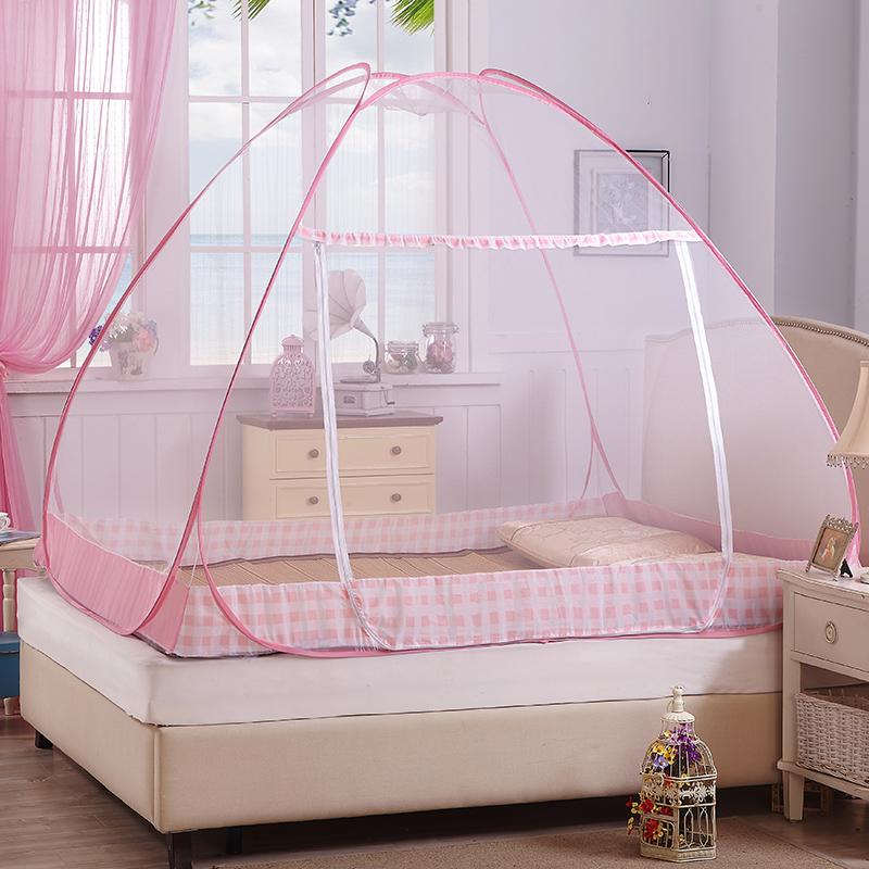 mongolia mosquitera para la cama rosa azul marrn color de estudiante litera cama mosquitera de