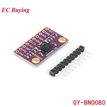 BNO080 Módulo de Sensor de alta precisión nueve eje aceleración Gyro Módulo Sensor magnetómetro 9DOF AHRS GY-BNO080