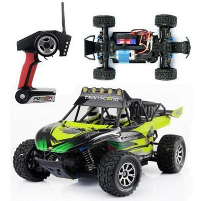 4WD RC ГРУЗОВИК K929 1:18 Масштаб Высокая Скорость 50 км/ч 2.4 ГГц Радиоуправляемые Игрушки для детей