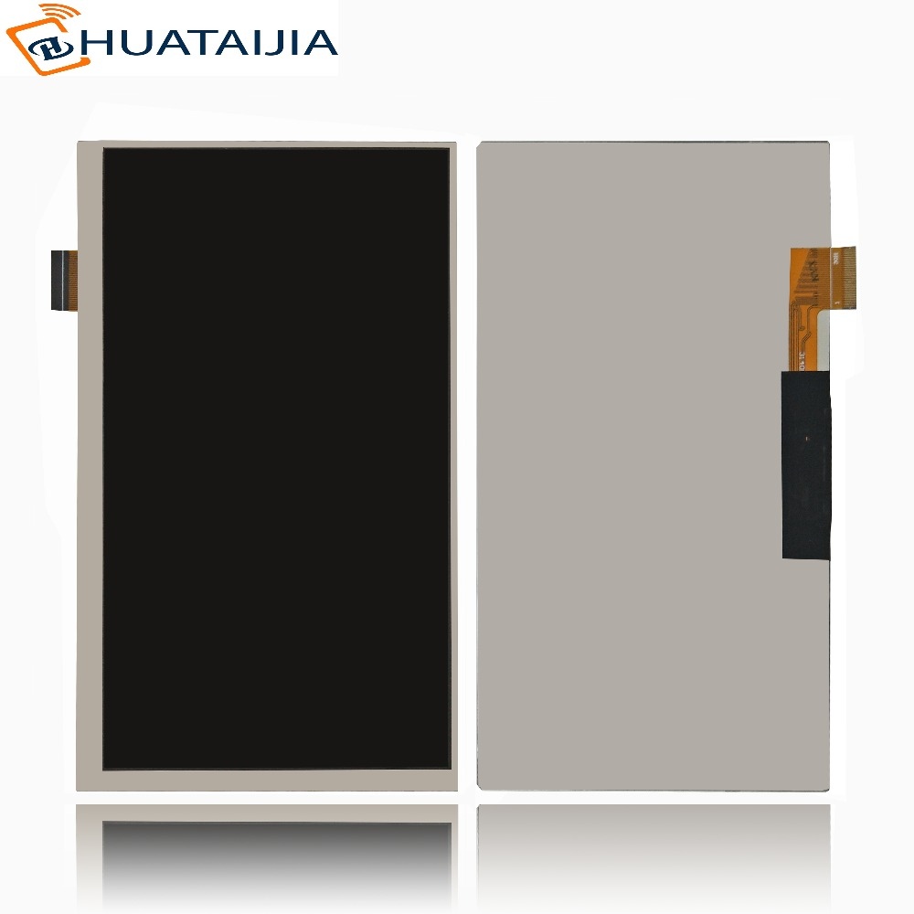 New LCD Display Matrix For 7 Digma Plane 7506 3G TABLET inner LCD Screen Panel Lens Frame replacement Free Shipping