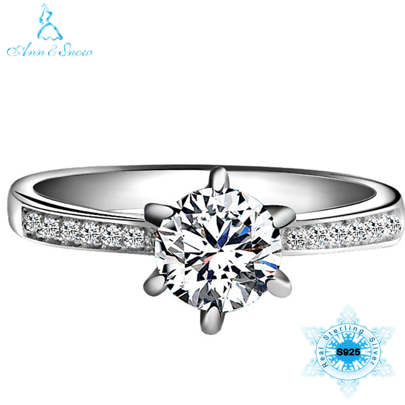 925 Sterling Silver Wedding Designer Luxury Fine Jewelry