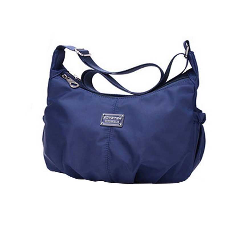 NIBESSER Высокое качество модные женские туфли Водонепроницаемый нейлон Курьерские сумки Shopper Tote Женский Crossbody сумки на плечо дамы Сумки