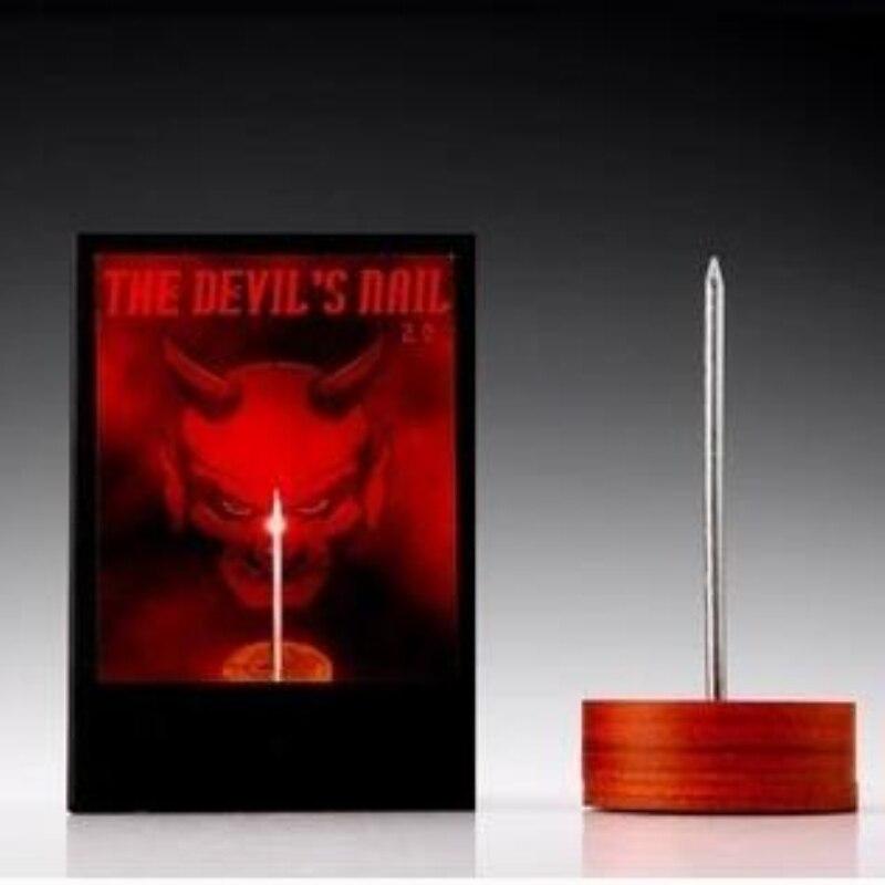 Livraison gratuite ongle fantôme 2.0 édition Laser tours de magie du diable/accessoires de magie