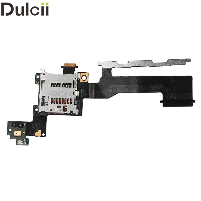 Dulcii Запчасти для телефонов для HTC One (m9) OEM Слот для карты SD Держатель шлейф Замена для HTC One M9
