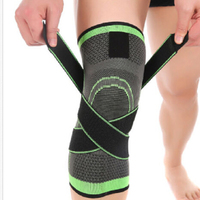 Basketball Volleyball Knee Protector Pads Breathable Slip Resistant Knee Support Brace Sports Outdoor Climbing Tape Rodilleras