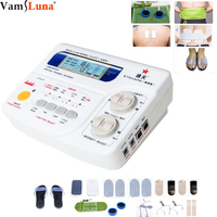Physical Therapy Equipment with electronic pulse/infrared heating therapy deep ems electrical Muscle Stimulator machine