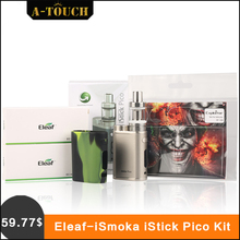 Eleaf iStick Pico Vape Kit Premium Value Pack Comes Together Extra EC Coils-Silicone Case-PicoSticker Eleaf Pico Melo 3 Mini Kit