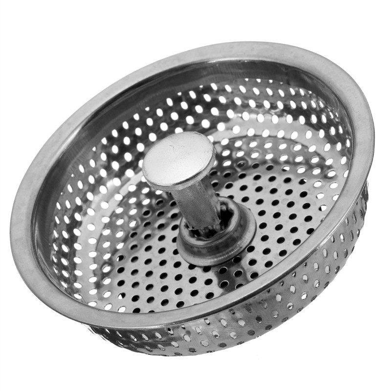 Garbage Disposal Mesh Kitchen Stainless Steel Sink Strainer Waste Disposer  Plug Drain Stopper Filter In Kitchen Sinks From Home Improvement On ...