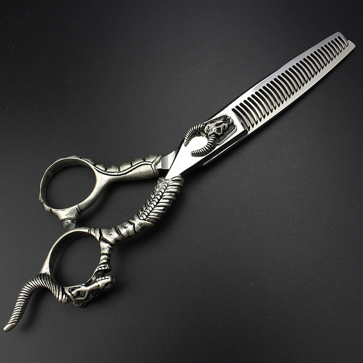 sharonds hairdressing shop professional 6 inch haircut scissors suit personality gold ruby styling hairdressing scissors set 6 inch professional hairdressing scissors barber shop supplies tools for hairdresser barber hair clipper hair scissors set