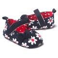Nuevo Designe Zapatos Nudo de La Mariposa Del Bebé Primer Caminante Del Bebé Suaves Del Verano Zapatos de Las Muchachas Zapatos de Bebé de las Zapatillas de deporte Zapatos Del Pesebre Del Bebé