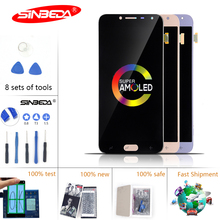 5.5Sinbeda LCD For SAMSUNG Galaxy J400 Display Touch Screen J4 2018 J400F J400H J400P J400M $