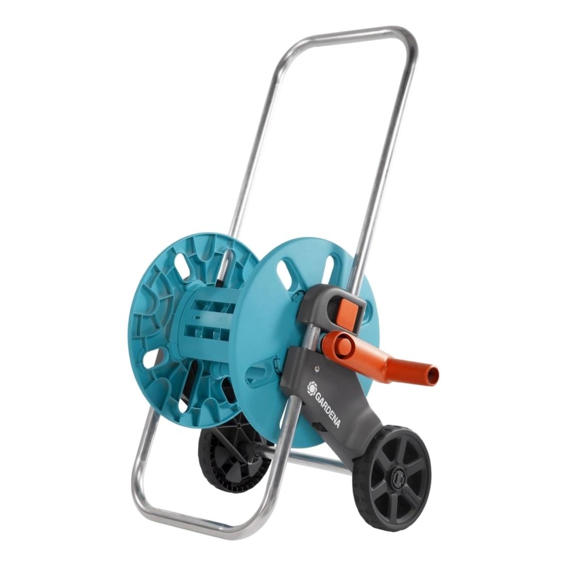 Set поливочный GARDENA 18502-50.000.00 (Hose 20 m, tip for watering, подсоединение hose obliquely) стоимость