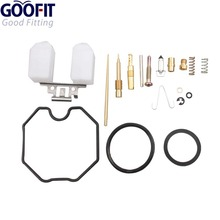 цена на GOOFIT PZ30 30mm Carb Carburetor CG200cc 200cc ATV Quad Pit Bike Rebuild Repair Kit A012-025
