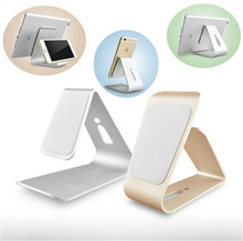 Aluminum Alloy Nano Micro Suction Holder Stand for iPhone 6s/6s Plus iPad Mini 4 Samsung Sony Android Device