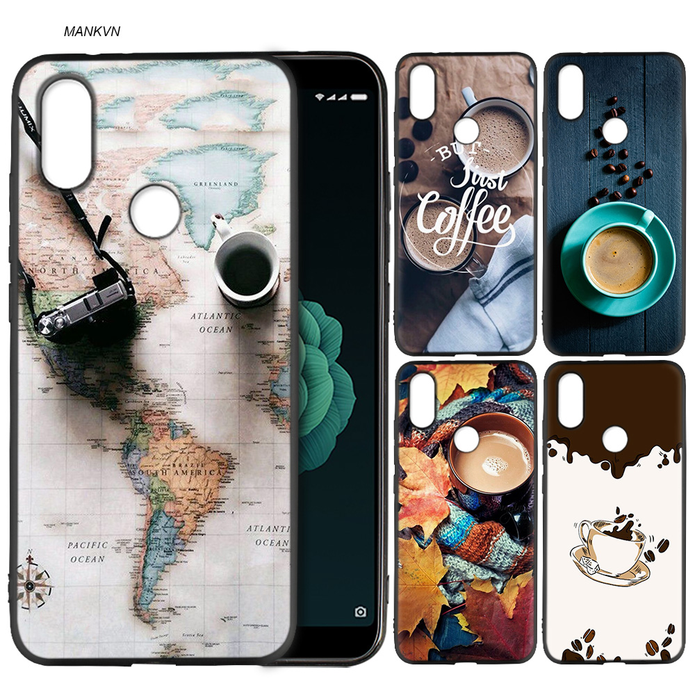 Fitted Cases Expressive Silicone Case For Xiaomi Redmi Note 7 6 5 Plus Mi A2 8 Lite Pro Prime Play Phone Cases Cover Minnie Mouse Girls Cute