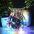 Solar Outdoor 200 LED String Lights 72.18 ft Solar Powered Waterproof Multi-color Decorative Light with 8 Working Modes