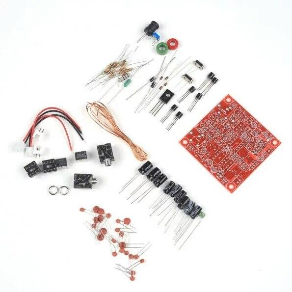 Forty-9er 3W HAM Radio QRP Kit CW Shortwave Radio Transmitter Receiver