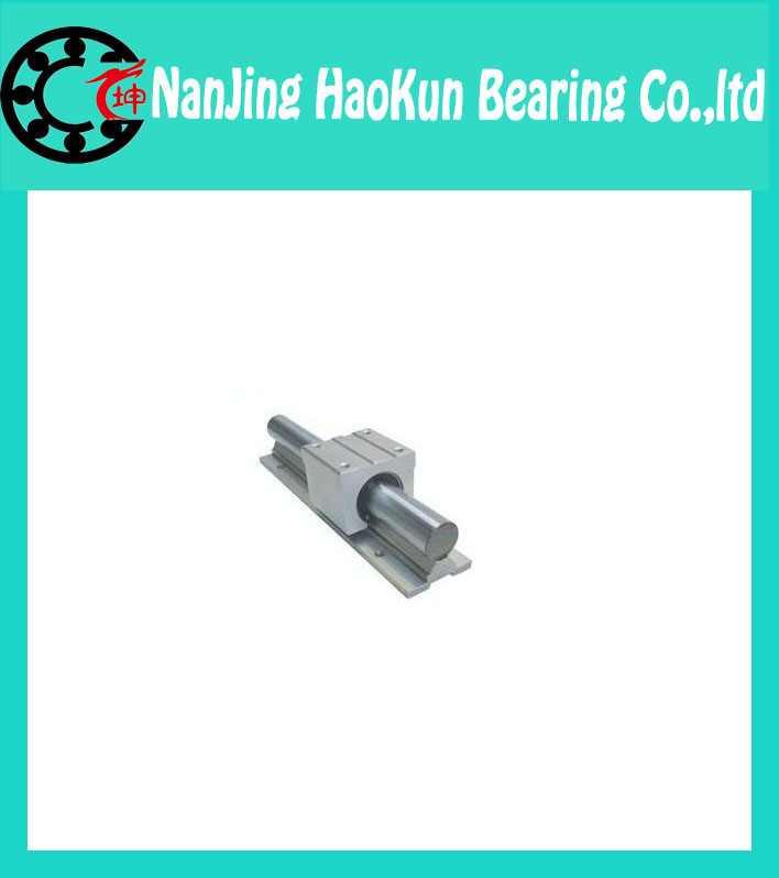 SBR12 L 900mm linear shaft rail support with SBR12UU motion auminum bearing sliding block router part