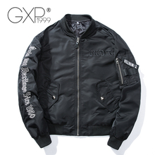 Spring Military Jacket Men with New Wave on Back 2018 Polyester Jackets Standard Cool Baseball Cloth GXP1999 A919