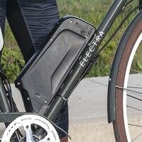 شبيبة دراجة كهربائية تحويل عدة الأمامي محرك عجلة 48 فولت 12ah بطارية lcd عرض 12 مغناطيس pas تحكم دراجة كهربائية البريد الدراجة
