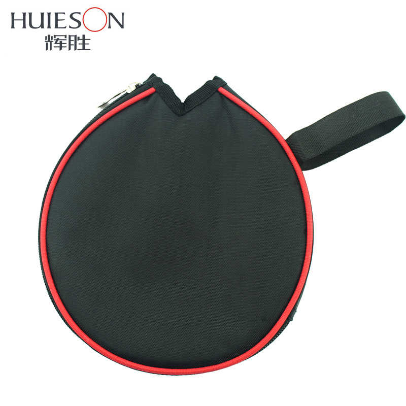 ... Huieson Professional Table Tennis Racket Case Circle Shape Ping Pong  Paddle Container Bag Table Tennis Accessories ... b84d66ea62