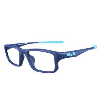 Vazrobe TR90 спортивные очки, оправа, мужские и женские солнцезащитные очки по рецепту очки мужские противоскользящее ультра легкий Высококачес... >> Vazrobe Glasses Store