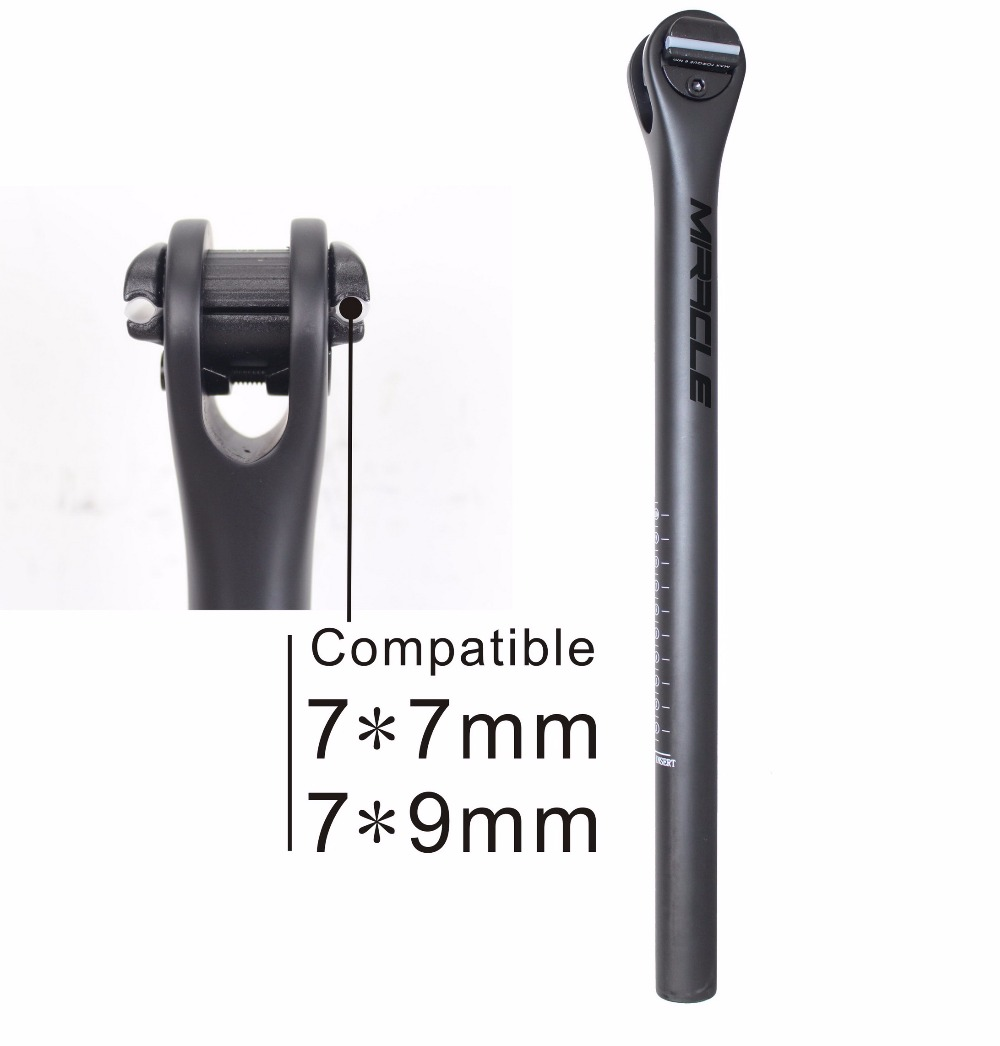 Free Shipping 2017 Design Zero offset 27.2mm*400mm Road Bike UD matte Carbon Seat post Mtb Bicycle Seatpost Fixed Gear Seatpost wheel up bicycle rear seat trunk bag full waterproof big capacity 27l mtb road bike rear bag tail seat panniers cycling touring