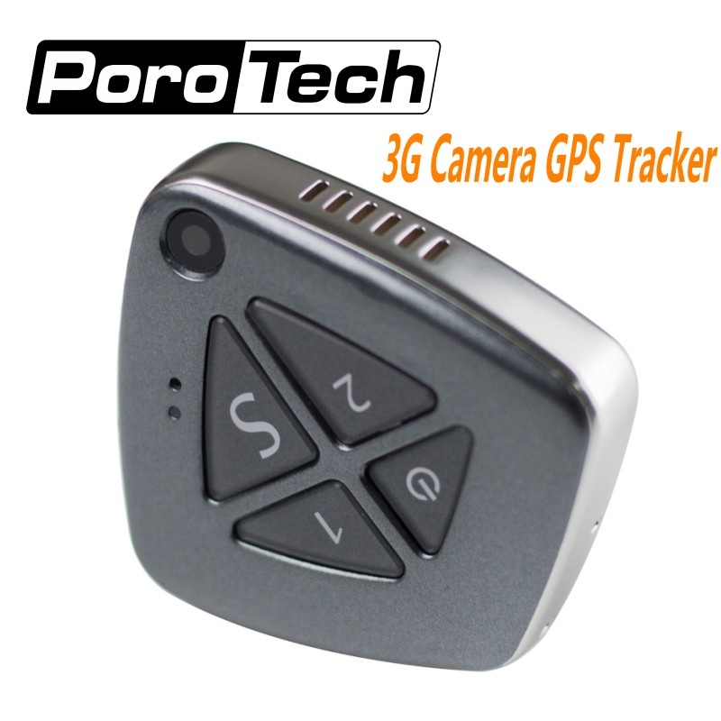 10pcs V42 3G WCDMA GPS Personal Tracker GPS+LBS+WIFI Real Time Tracking SOS Communicator Pendant mini GPS tracker with Camera mini portable gps locator real time tracker sos communicator with lanyard for car person