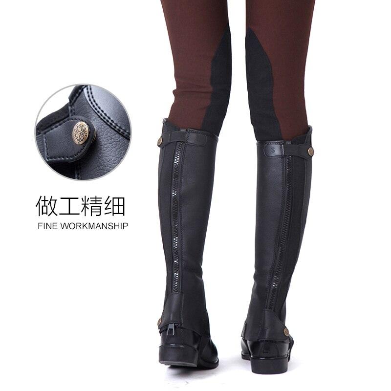 Nouveau modèle d'équipement d'équitation/fournitures équestres/équipement pour cavalier/protecteurs de corps/équipement de protection de Leggings d'équitation - 2