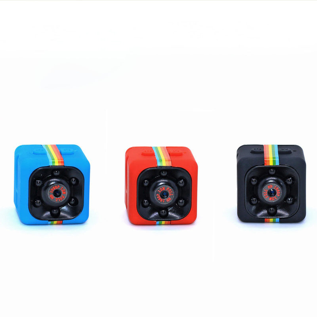 Mini Digital Camera Recorder with Night Vision