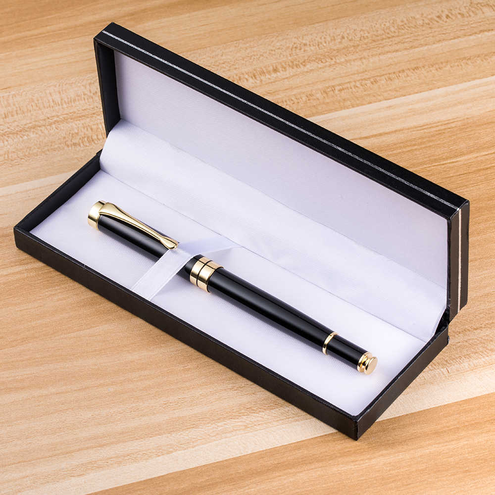 Black metal pen stationery office supplies business gifts signed pen advertising gifts Pen wholesale
