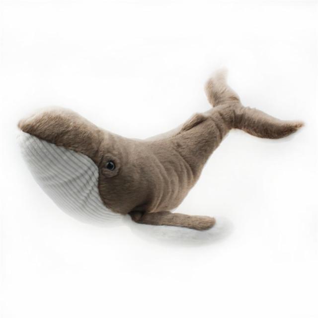 40cm Humpback Whale Plush Toys Cute Whales Doll Kids Stuffed Toys