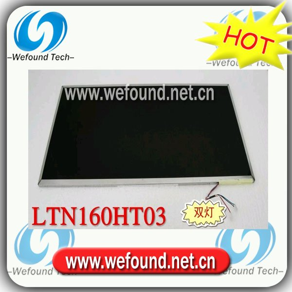 ФОТО Hot sell brand new A+ LTN160HT03 for 16.0 inch LED laptop screen 1920*1080 30 pins