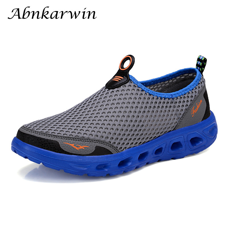 Aqua Shoes Sneakers Men Women Water Beach Sea Zapatillas Mujer Fishing Outdoor Waterschoenen Hombre Deportivas Slip On Dames