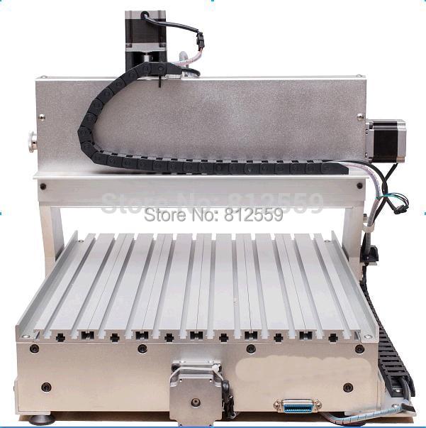 3040 cnc pöörleva teljega 3D graveerimis- ja - Puidutöötlemisseadmed - Foto 4