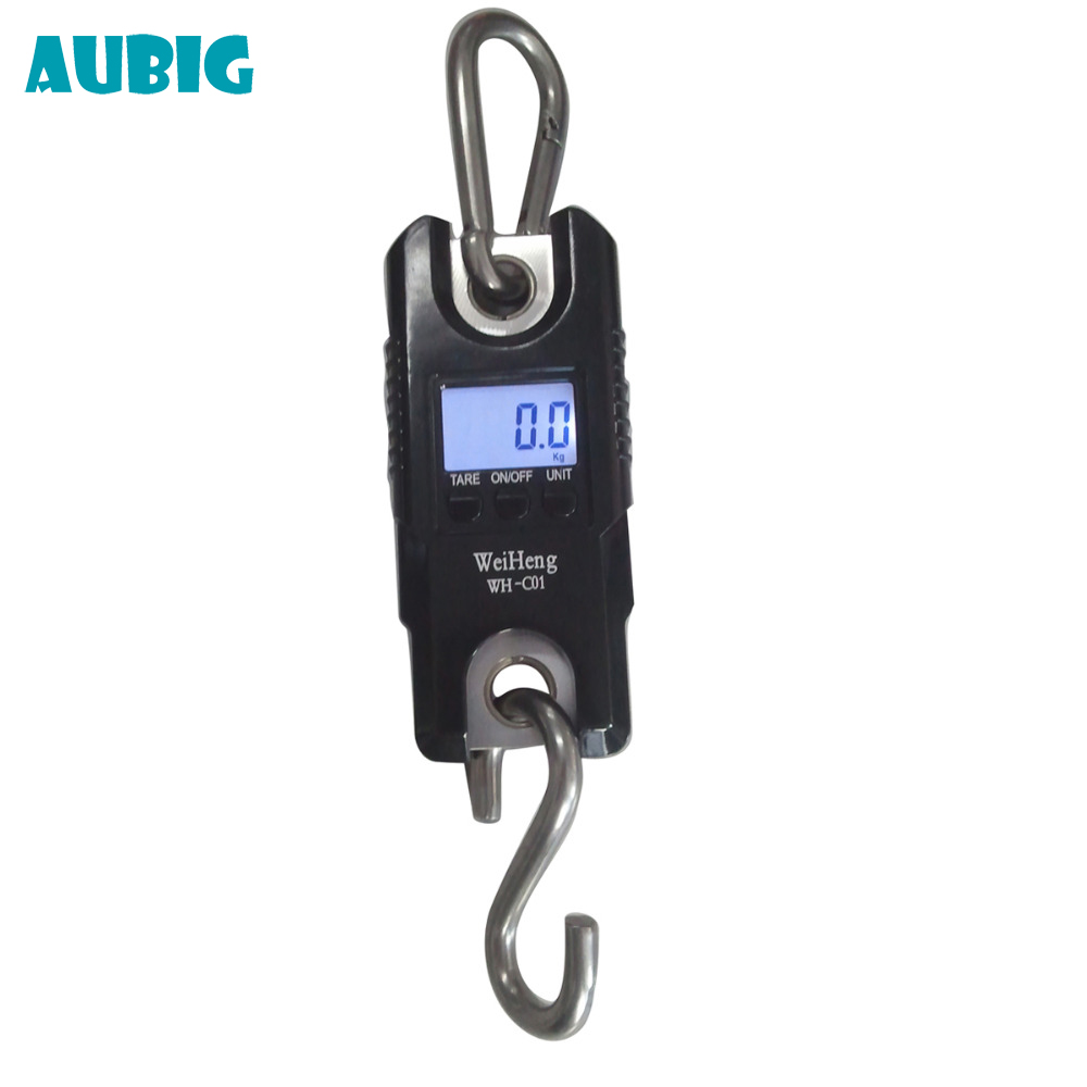 Livestock Scale 300kg/0.1 Portable Mini Electronic Digital Hanging Scale Luggage Animal Balanca Handy Digital Weight Hook Scale зонты trust зонт trust мужской 3 сложения полный автомат полиэстер