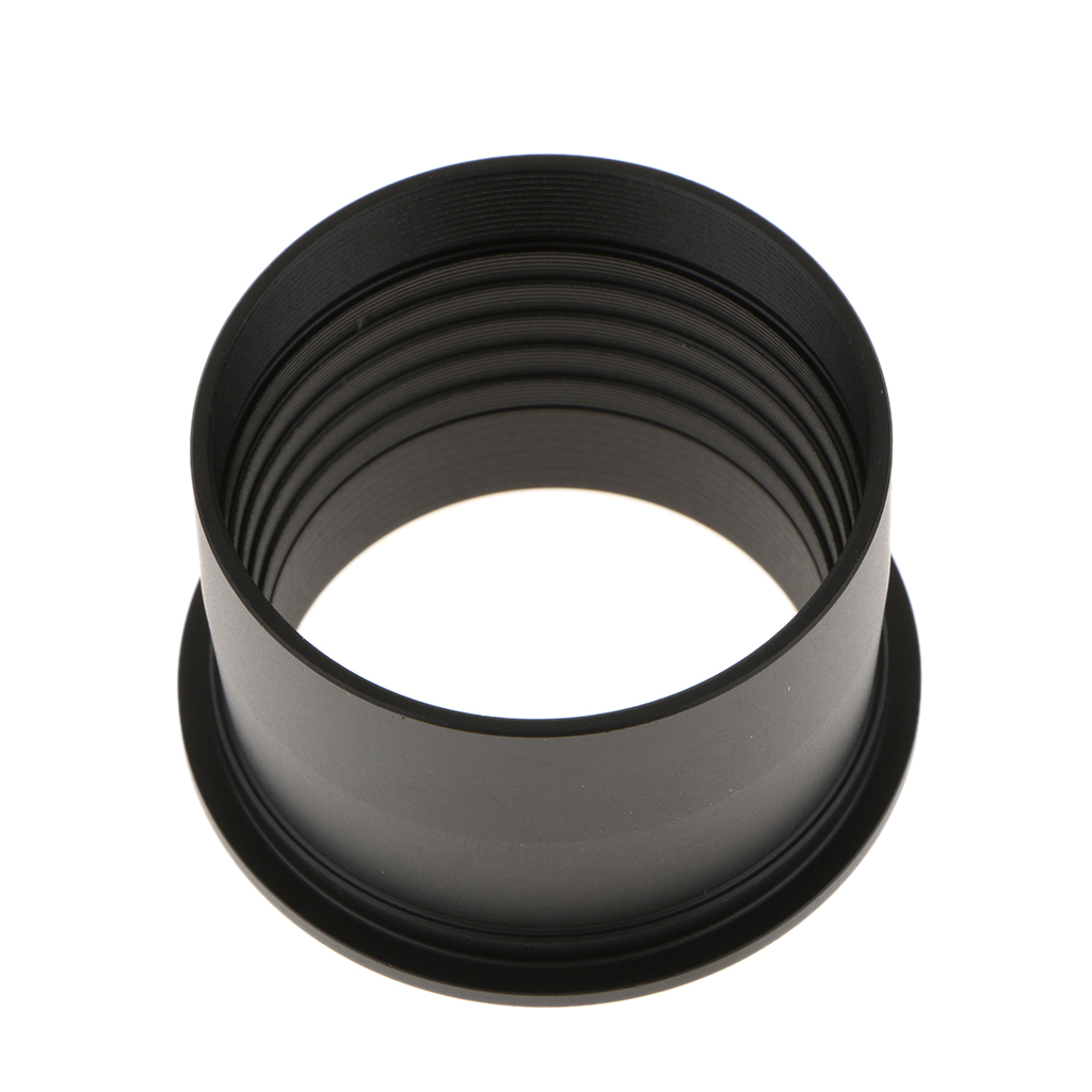 2'' 50.8mm To T2 M42*0.75mm Telescope Eyepiece Mount Adapter Accept 2-inch Filter