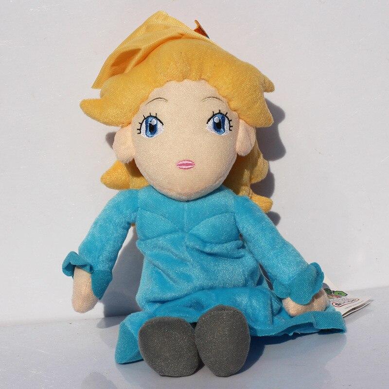 ᗗhaute qualité princesse rosalina 13 super mario bros poupée en