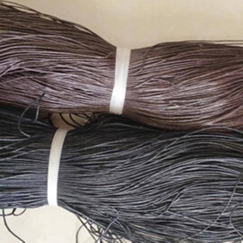 0.25mm Clear Nylon Fishing Line Beading Thread Cord Line Romote 70Meter