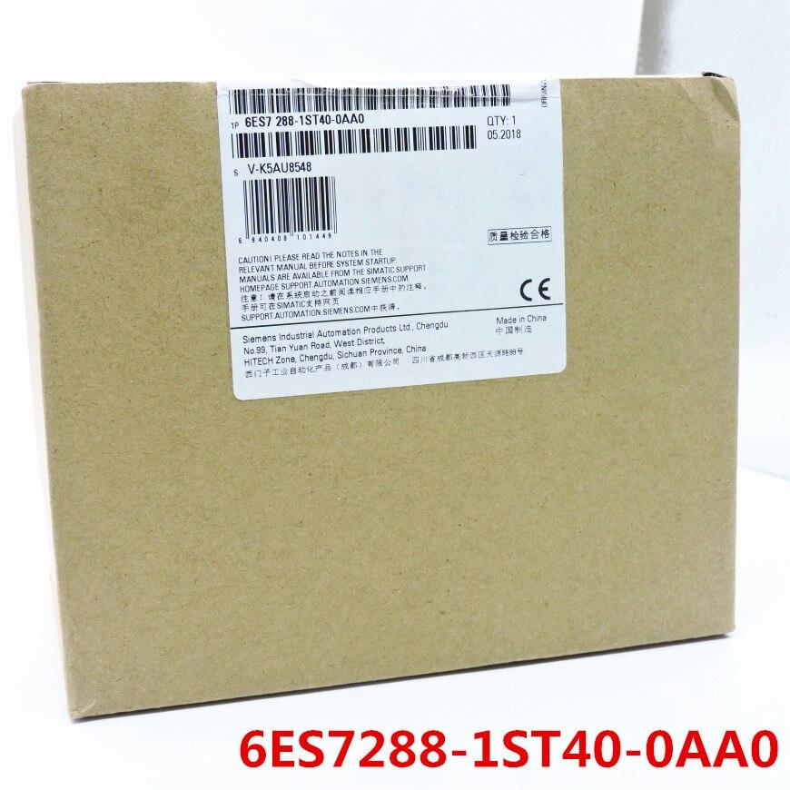 100 Originla New 2 years warranty 6ES7288 1ST40 0AA0 S7 200 CPU ST40 6ES7 288 1ST40