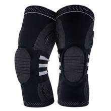 1 PC Knee EVA Pads Compression Keep warm Patella Protector Support Elastic Sports Pad Volleyball Varicose veins Sleeve