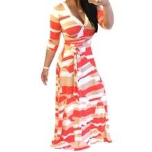 2017 summer floral maxi dress long ladies dresses casual womens clothing sexy loose print asymmetrical natural Full MC-5330